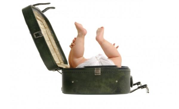 Советы правильного отдыха с малышом.