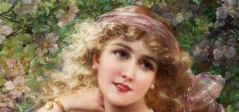 Идеальная женская красота глазами наших предков