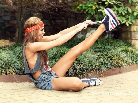 Какие кроссовки самые модные