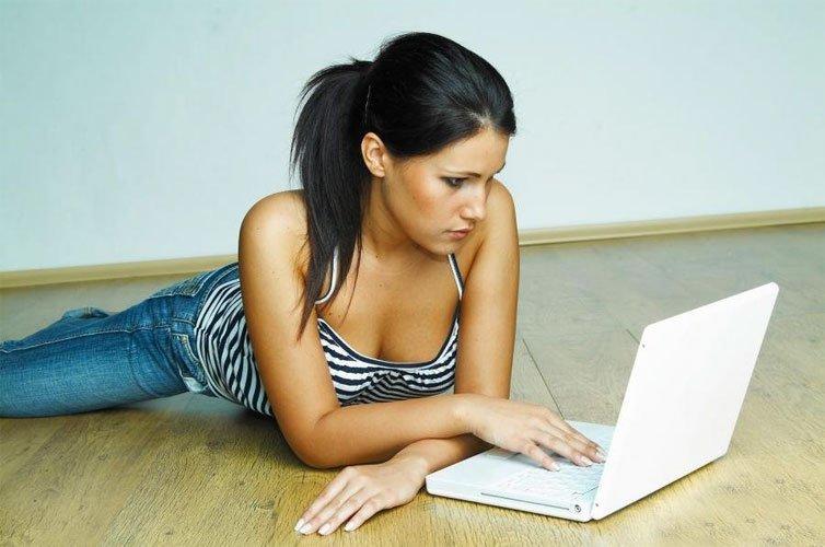 Девушки и компьютеры