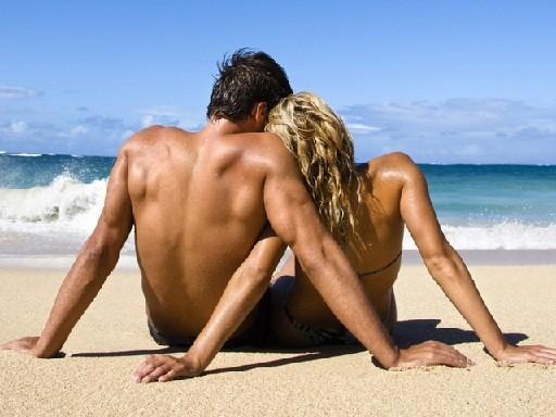 Отпуск с мужем