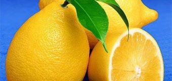 Ароматный лимон в рецептах красоты