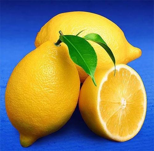 лимон в рецептах красоты