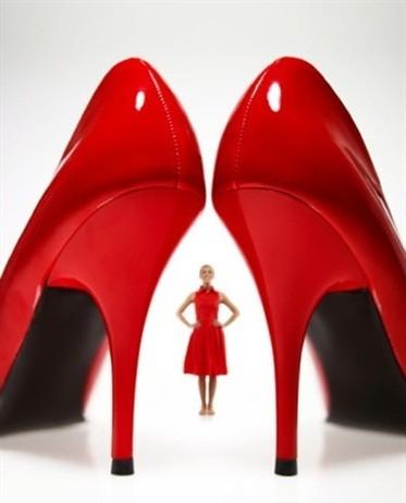 Обувь на полную ногу