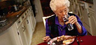 Возраст и еда
