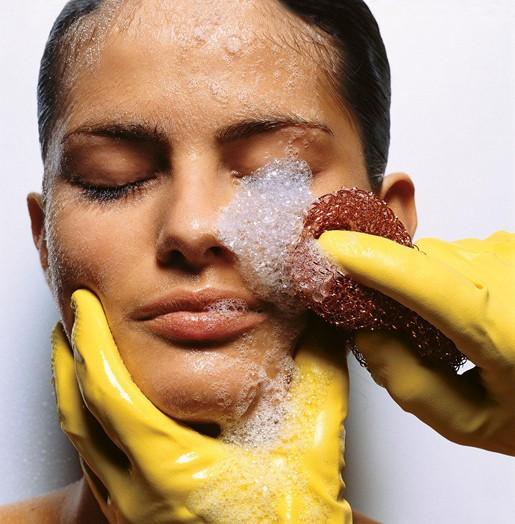 Спа-процедуры для жирной кожи
