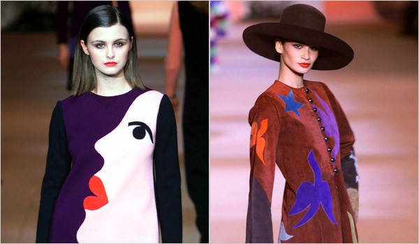 Самые яркие показы Недели моды Haute Couture