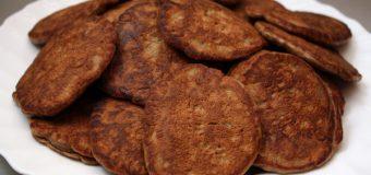 Нежные оладьи из говяжьей печени
