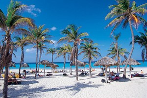 Пляжи Кайо Гильермо