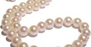 Типы жемчужного ожерелья