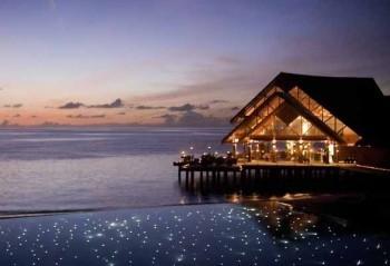 Тропический рай - Мальдивы