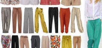 Выбор брюк для базового гардероба