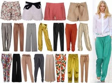 Выбор брюк для гардероба