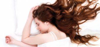 Лучшие прически для сна. А вы уже пробовали?