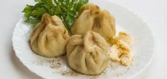 Рецепт домашних хинкали