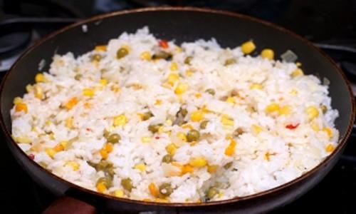рисо-машевая каша