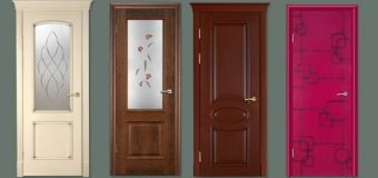 Межкомнатные двери от компании FlatWood