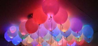 Светодиодные шары в Москве