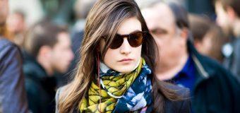 Модные шарфы из Италии