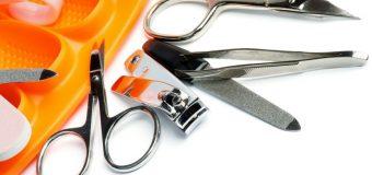 Профессиональные инструменты для маникюра
