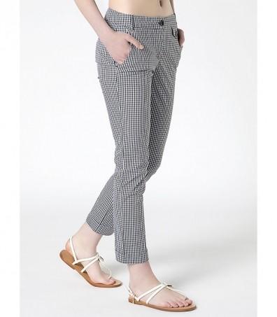 мягкие брюки-дудочки