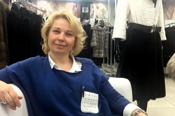 Оксана Мясникова