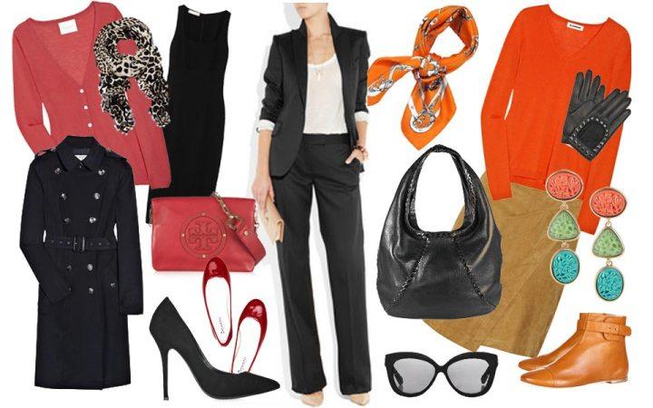 предметы женского гардероба