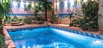 Где отдохнуть в Москве: аквазона Фараон