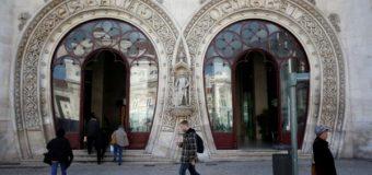 Статуя XIX века пострадала от селфи