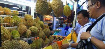 Фестиваль дуриана в малазийском Пенанге