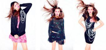 Яркие краски весны в новой коллекции одежды VIVA VOX и Disney