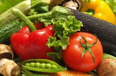 удалить опасные пестициды с фруктов и овощей