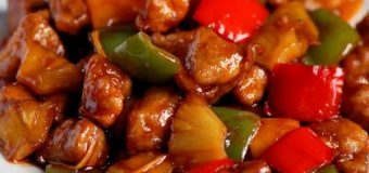 Свинина по-китайски