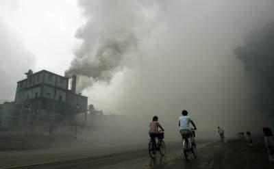 как грязный воздух влияет на сердце