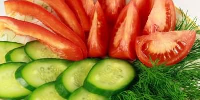 совмещать огурцы с помидорами