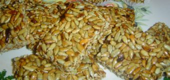 Козинаки, рецепт в домашних условиях
