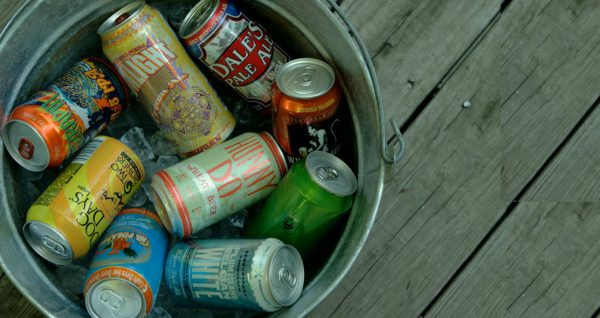 спасли 15 банок пива