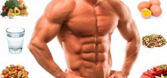 Диетологи подсказали, какая еда помогает «накачать» мышцы