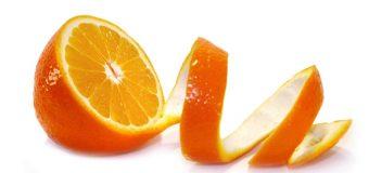 Медики перечислили полезные свойства апельсиновой кожуры