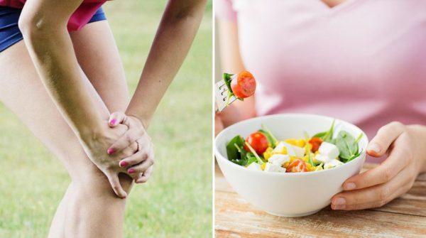 продукты для укрепления суставов
