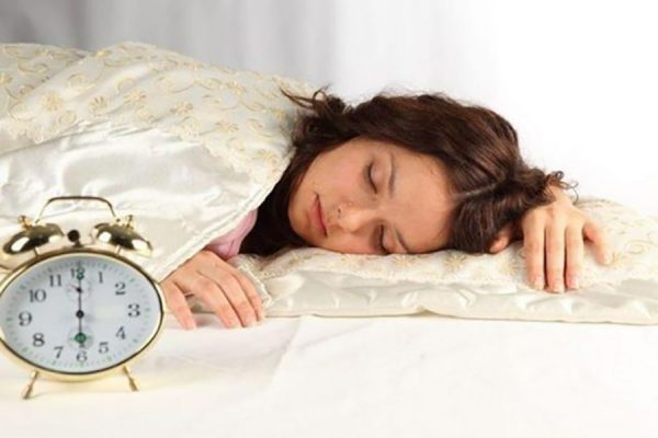 в какое время просыпаться
