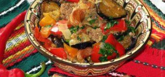 Визитная карточка болгарской кухни