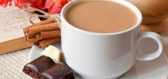 Молочный кофе