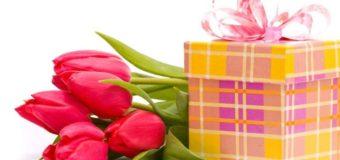 Социологи определили лучшие подарки к 8 марта