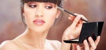Как правильно красить лицо?
